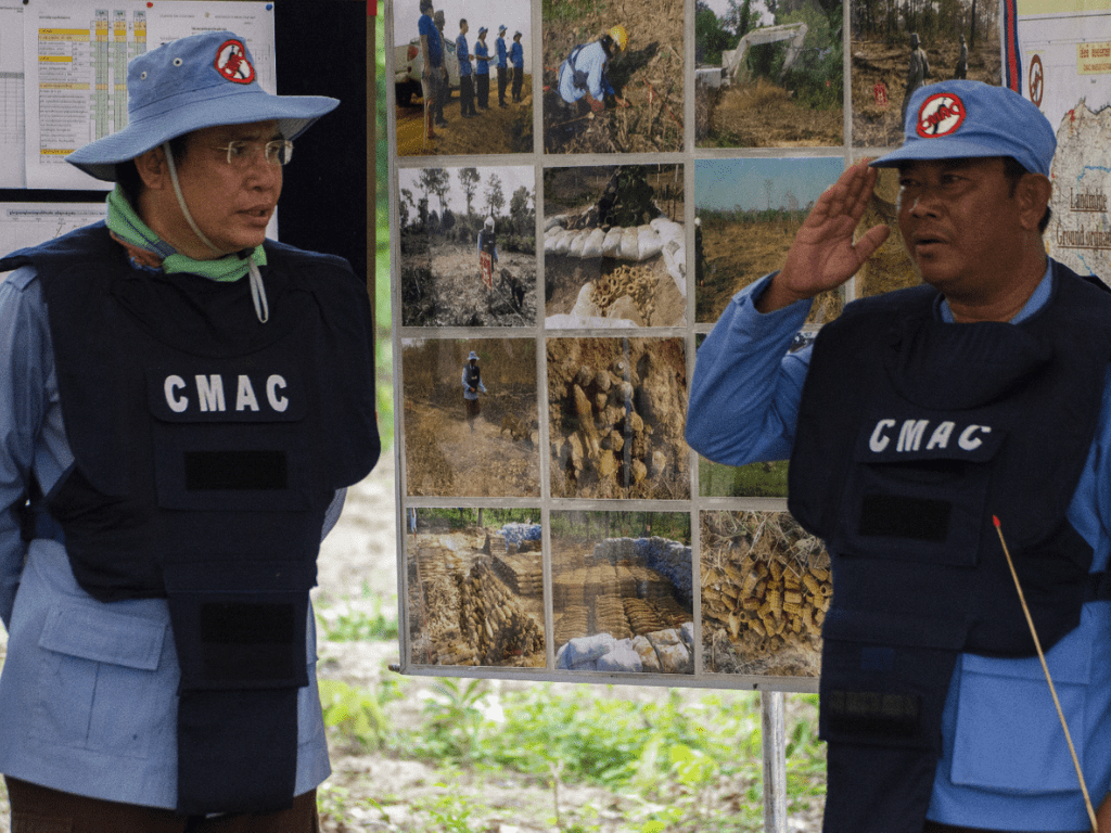 Cambodia & Thailand: Demining/EOD Country Profile