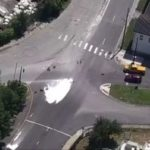 HMN - Hazmat Crews Investigating Possible Spill Of 'White Substance' In SW Baltimo