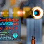 HMN - PNNL's Vapor Detection Technology Named GeekWire's 'Innovation of the Year'