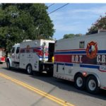 HMN - Waco firefighters respond to natural gas leak on edge of BU campus