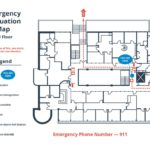HMN - How to create a simple building evacuation diagram