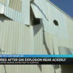 HMN - 3 injured in gin explosion near Ackerly