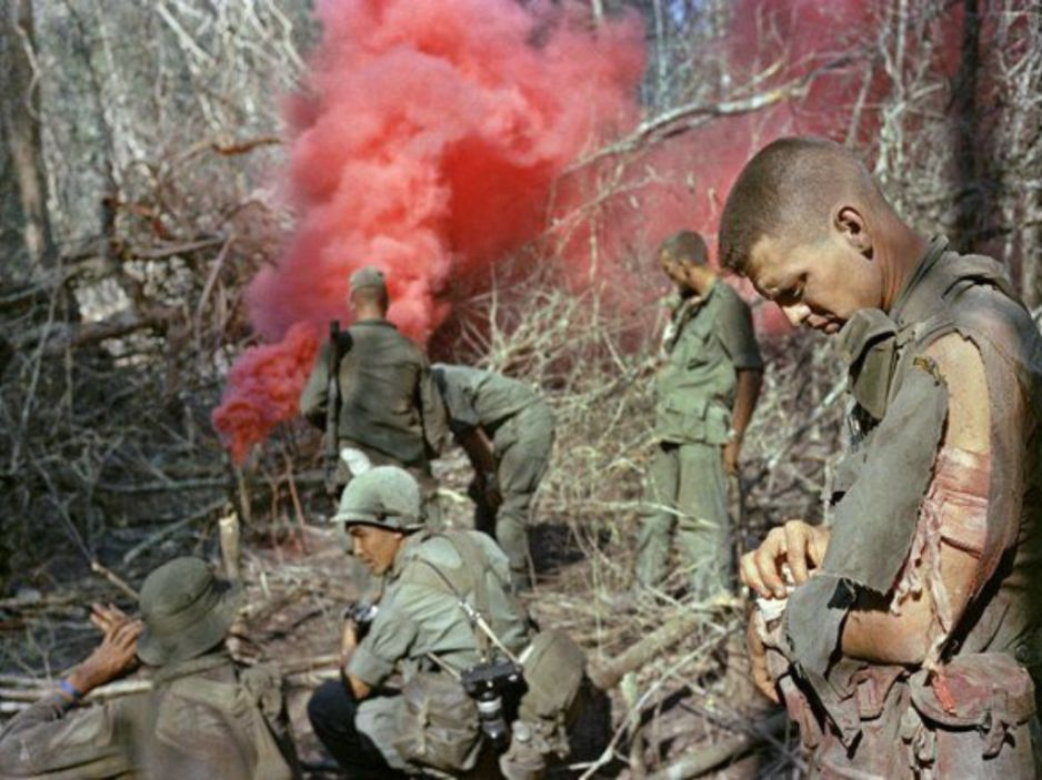 HMN - Toxicity in obscurants- Smoke Grenades!