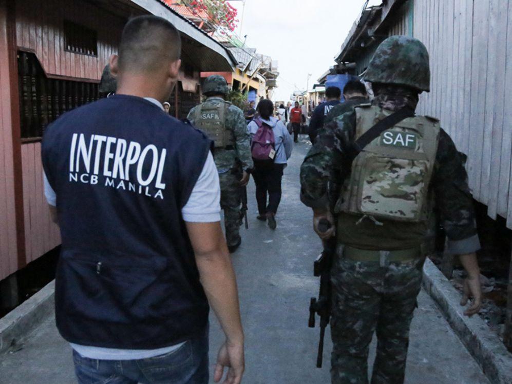 HMN - INTERPOL CBRNe International co-operation for a safer world