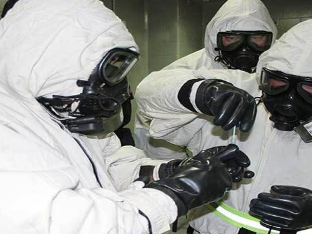 HMN - CBRNe and the VIP Executive Protection Detail.