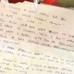 HMN - First look at poison letter to Trump: Return address on ricin envelope leads right to Quebec apartment