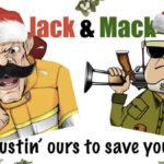 Jack & Mack - Happy Holidays