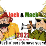 Jack and Mack Happy New Year 2021