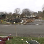 Officials: Natural Gas Explosion Leveled Gates Home