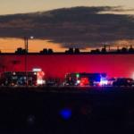 Wichita Falls fire fighters respond to hazmat leak at Vitro Glass