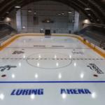 HazMat Team Responds To Loring Arena For Ammonia Leak